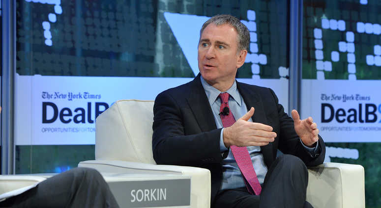 Ken Griffin buys $238M NYC mansion