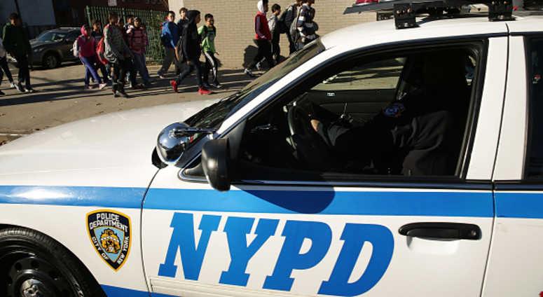 NYPD squad car, file image.