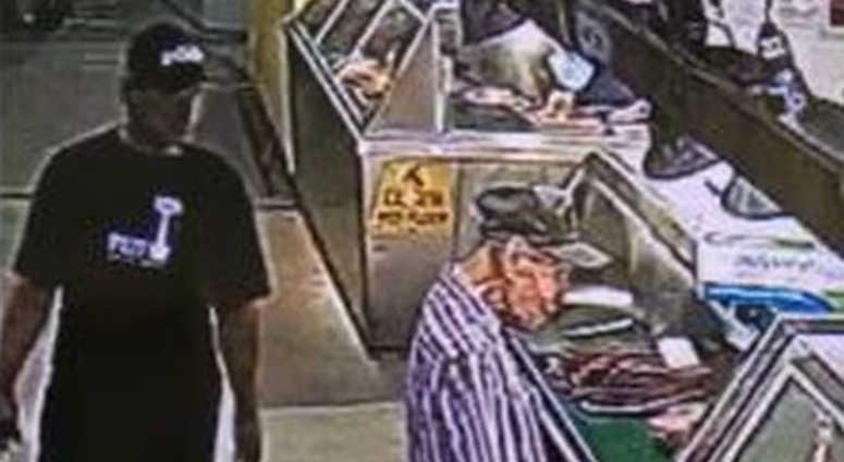 Elderly man robbed in Hawaii fish market