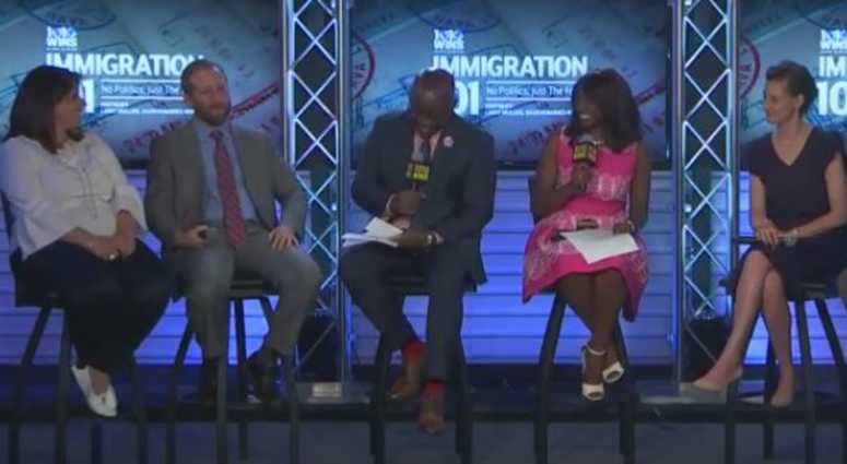 Immigration 101: No Politics, Just The Facts -- a 1010 WINS Town Hall Meeting