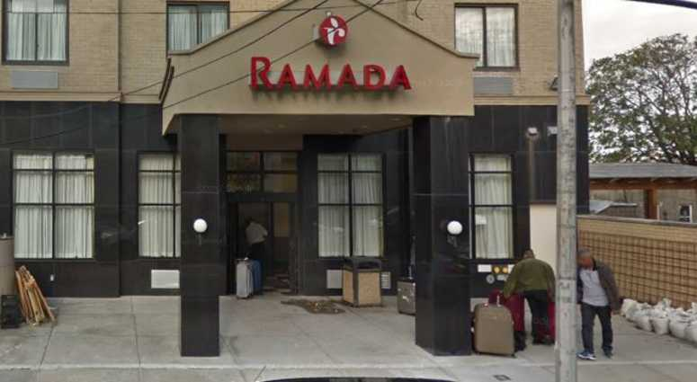 Ramada in Long Island City.