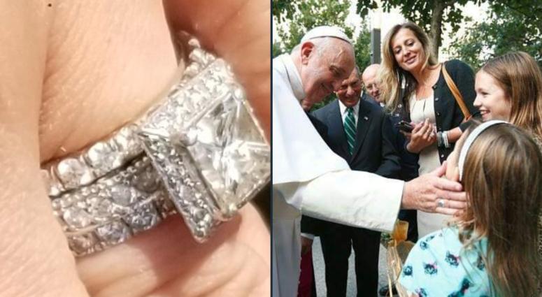 9/11 wedding ring