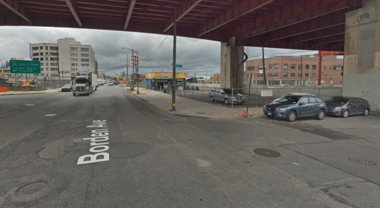 Teen cyclist killed Long Island City