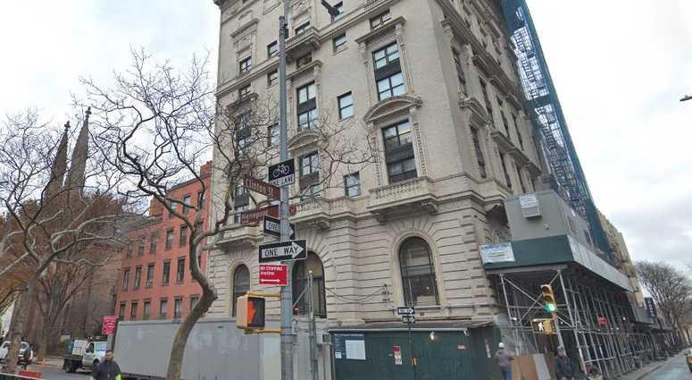 St Ann's School In Brooklyn Heights