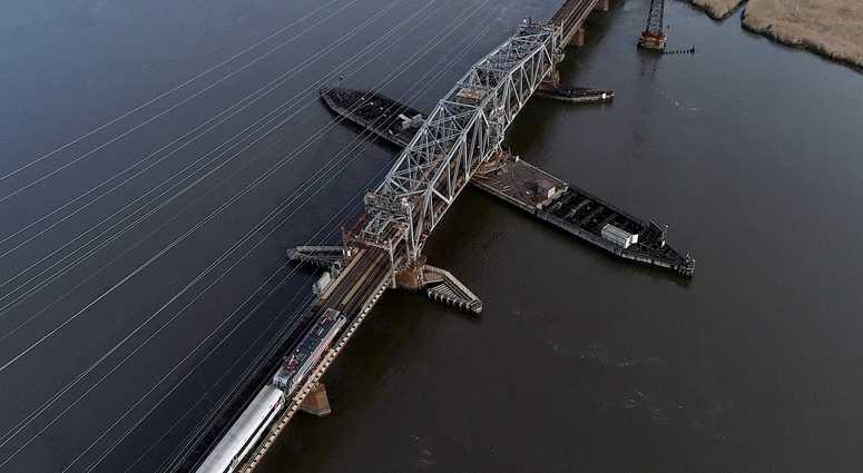 New Jersey's Portal Bridge