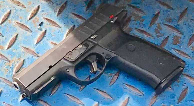 Police recovered a gun they say was used to shoot an NYPD officer in Washington Heights
