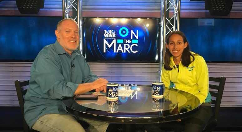 1010 WINS Sports Director Marc Ernay sits down with Desiree Linden, the winner of the 2018 Boston Marathon.