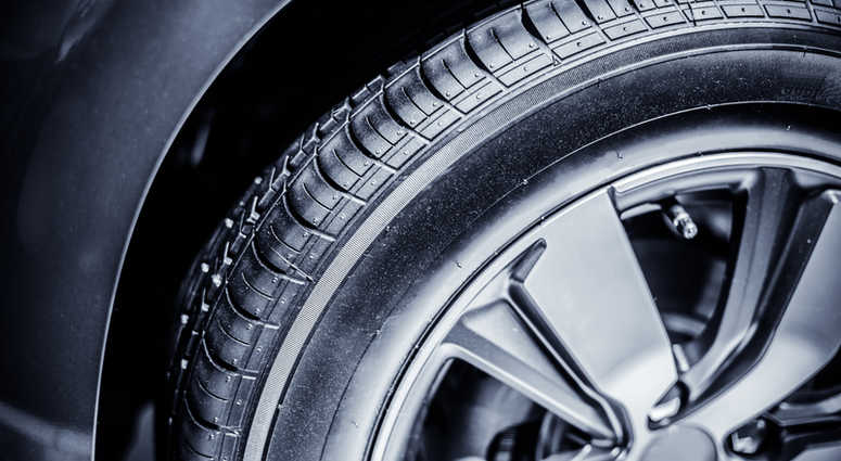 car tire file image