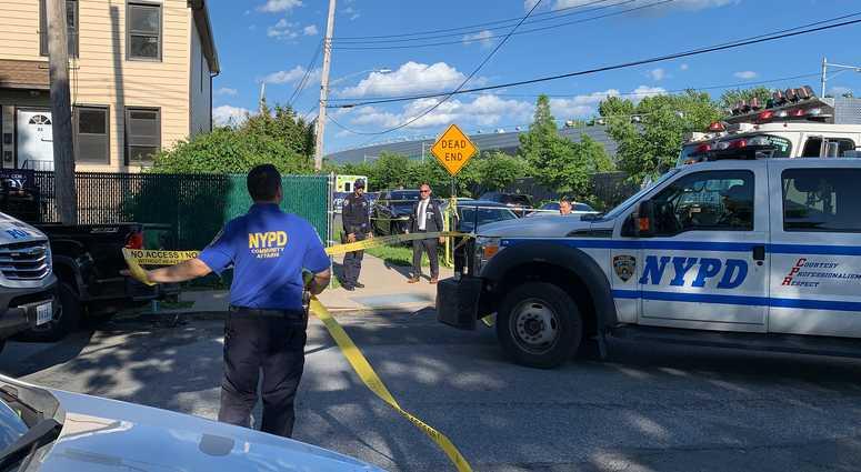 Staten Island officer suicide