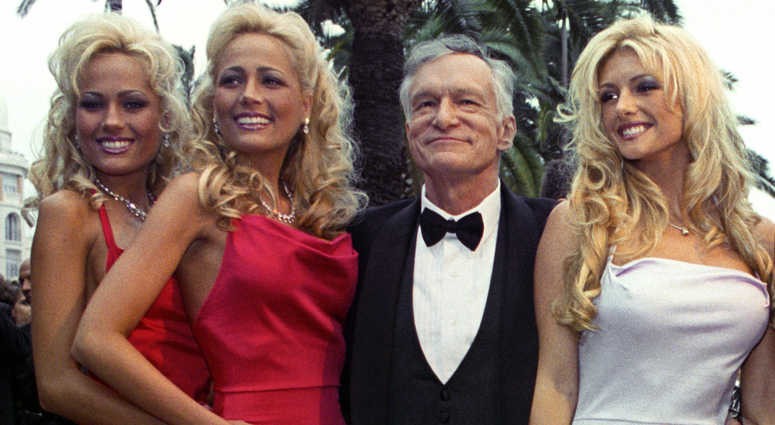Hugh Hefner orgies