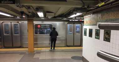 Penn Station subway station