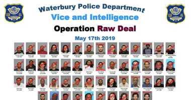 Connecticut drug bust