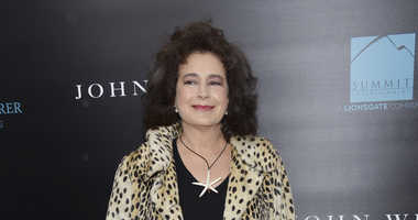 """Sean Young attends a special screening of """"John Wick"""" at the Regal Union Square in New York."""