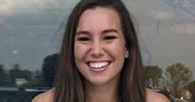 FILE - This undated file photo released by the Iowa Department of Criminal Investigation shows Mollie Tibbetts