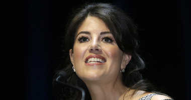 FILE - In this June 25, 2015, file photo, Monica Lewinsky attends the Cannes Lions 2015, International Advertising Festival in Cannes, southern France.