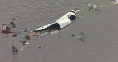 Houston cargo crash
