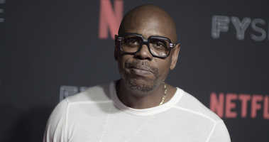 Dave Chappelle attends the 2018 Netflix FYSee Kick-Off Event at Raleigh Studios Hollywood in Los Angeles. Chappelle has been chosen to receive this year's Mark Twain Prize for American Humor.