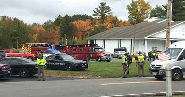 New Hampshire church shooting