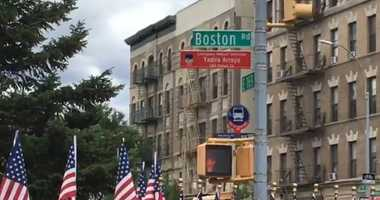 Yadira Arroyo Street Renaming