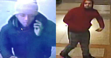 Suspects in Bronx robbery
