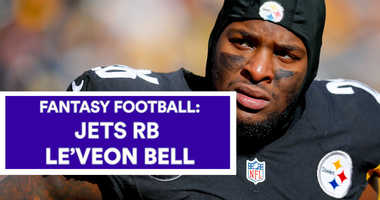 Le'Veon Bell during the 2017 season.