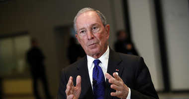 Former New York City Mayor Mike Bloomberg.