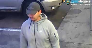 Cops are looking for a guy who punched an 82-year-old man inside a Bronx bodega.