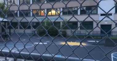Site where 13-year-old gunshot victim was found