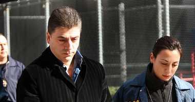 Mob Arrest Frank Cali, FBI perp walk