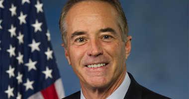 New York Congressman Christopher Collins file image.
