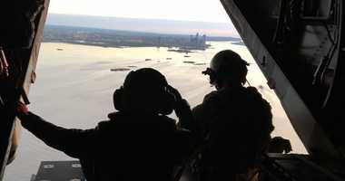 WATCH: Join producer Joe Cingrana as he (bravely) flies in an Osprey for Fleet Week