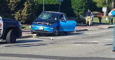Freeport car hits family