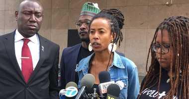 Donisha Prendergast, granddaughter of Bob Marley, claims she was racially profiled in Rialto, California.