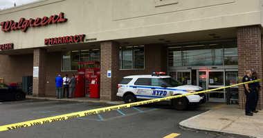 Walgreens Armed Robbery