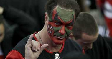 """Patrick Warburton, the actor who played David Puddy on """"Seinfeld"""""""