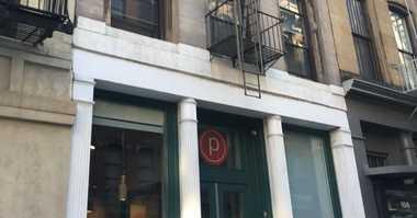 Tribeca fire escape