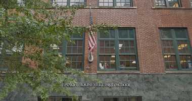 Eleanor Roosevelt High School