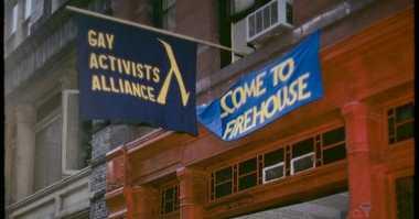 Gay Activists Alliance Firehouse
