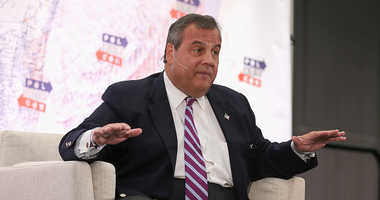 Chris Christie speaks onstage at Politicon 2018 at Los Angeles Convention Center on October 20, 2018 in Los Angeles, California.