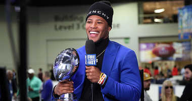 Saquon Barkley Rookie of the Year