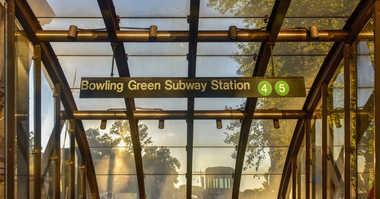 Bowling Green subway statoin