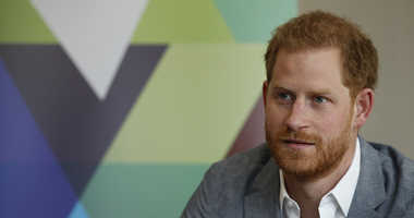 Britain's Prince Harry, Duke of Sussex