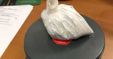 Heroin seized as part of an investigation on Long Island.