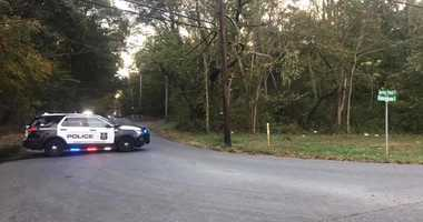 Site of body discovered in Howell NJ