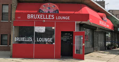 Bruxelles Lounge in the Bronx