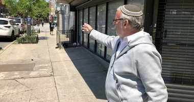 Dov Hikind Jewish boys chased