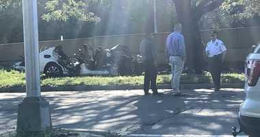 Henry Hudson crash