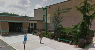 JP Stevens High School in Edison, NJ.