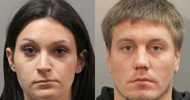 Richard Keppler, 27, and Francesca Kiel, 21, face charges of second degree murder.