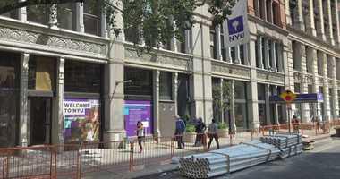 NYU Campus File Image